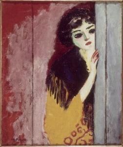 La Gitane, Kees Van Dongen, 1911, Centre Pompidou, Paris